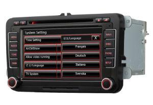 "7""Car Radio for Vw (RNS510) Passat /Golf/Gti/Magotan/ Tiguan/Polo/Seat /Altea/Leon /Sharan"
