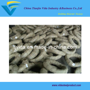 Electro Galvanized Binding Wire (25kgs Per Coil) with Excellent Quality pictures & photos