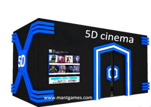 The Most Interesting 5D Cinema Game Machine pictures & photos