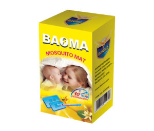 Baoma Fragrant Mosquito Mat pictures & photos