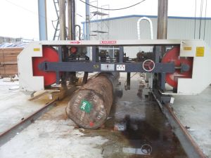 42 Inch Used Sawmills for Sale Mj3710 pictures & photos