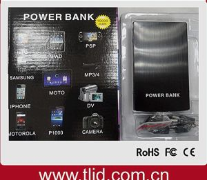 10000mAh Mobile Power Bank