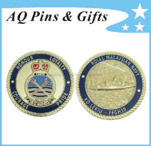 High Quantity 3D Military Coin, Navy Coin pictures & photos