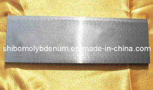Tzm Molybdenum Plates for High Temperature Furnace pictures & photos