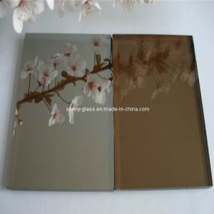 4mm 5mm 6mm Decorative Building Window Low-E Glass pictures & photos