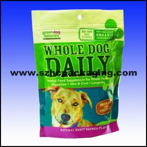 Pet Food Packaging Pouch Bag, Dog Food Packaging Bag pictures & photos