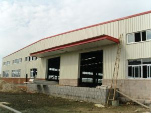 Professional Suppliers Light Steel Structure Construction with High Quality pictures & photos