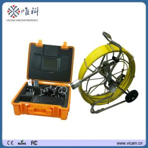 China Manufacturer 60m Push Rod Plumbing Pipe Inspection Camera (V8-3288) pictures & photos