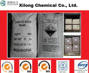 Factory Supply Good Quality Water Treatment Caustic Soda Pearl 99% pictures & photos
