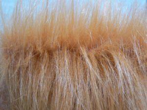Long Pile Faux Fur Fabric