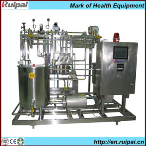 High Quality Small Milk Pasteurization Machine with CE&ISO9001 pictures & photos