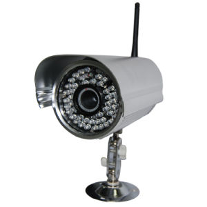 WPA Wireless WiFi IP Internet Dual Webcam Camera