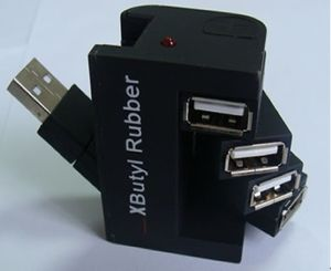 4 Ports USB Hub, USB2.0, Et-031, for Gift Promotion
