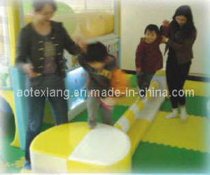 Children′s Indoor Playground Equipment-Balance Beam (JW-1103)
