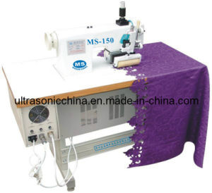 Ultrasonic Lace Sewing Machine (MS-150) pictures & photos