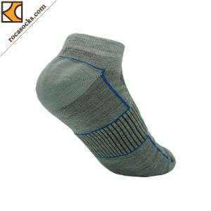 Unisex Anklet Merino Wool Socks (162028SK) pictures & photos