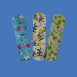 Lovely Custom Cartoon Printed Medicated Bandages pictures & photos