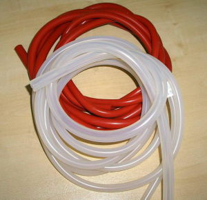 Food Grade Silicone Hose, Silicone Tube, Silicone Tubing Without Smell pictures & photos