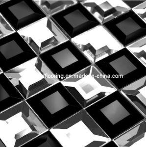 Mosaic Tile Diamond Mirror Mosaic (HD034) pictures & photos