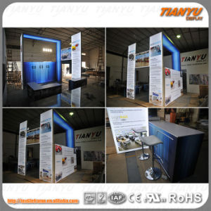 Low Price 3X3 Aluminum Trade Show Stanard Booth pictures & photos