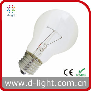 A55 75W 100W High Watts Incandescent Bulb pictures & photos