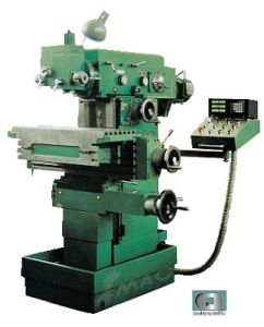 The Hot Sale Chinese Low Price Tool Milling Machine (X81 Series) of Smac pictures & photos