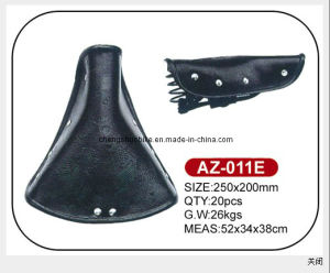 "28"" Traditional Bike Saddle Az-011e pictures & photos"