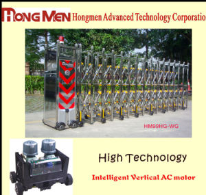 Stainless Steel Electrical Folding Gate (99HG-WG)