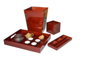 Specular Lacquer Products, Guestroom Amenity Boxes (PB001)
