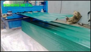 Factory Suppling PPGI/ PPGL Roofing Sheet with Size 0.17-0.8mm*650-1060mm pictures & photos