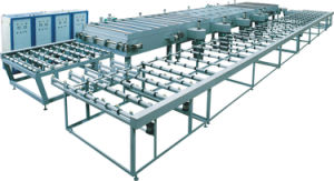 Magnetron Sputtering Coating Production Line for Home Appliances Glass