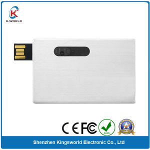 Metal OEM Card USB Flash Drive (KW-0191) pictures & photos
