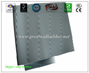 Ribbed-Insulating Rubber Plate Sheet Floor Mat, Electrical Insulating Flooring pictures & photos