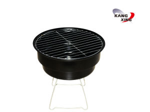 Charcoal BBQ Grill With Cool Ice Bag (KX-1058)