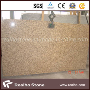 Tiger Skin Yellow Granite Slab for Countertop/Island Top pictures & photos