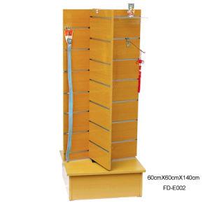 Wooden Display Rack (FD-E002)