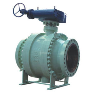 Metal Seat Floating Ball Valve (Q41F) pictures & photos