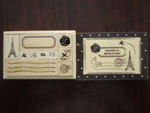 Wooden Stamp Set