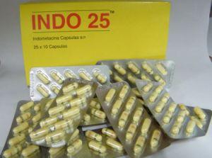 Indometacin Capsules (25mg)