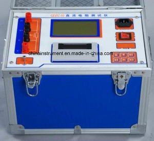 Gdzc-10A Transformer Winding DC Resistance Meter/Tester pictures & photos