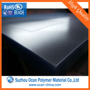 Fine Frosted Plastic PVC Sheet for Folding Box pictures & photos