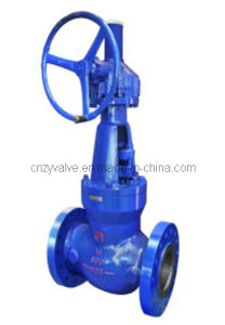 10′′ 900# Globe Valve High Pressure Globe Valve with Hand-Wheel Operated pictures & photos