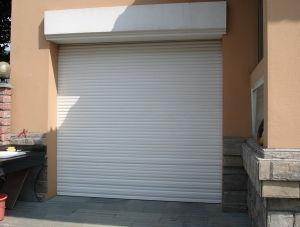 Commercial Motorized Aluminum Roller/Rolling Shutter Door pictures & photos