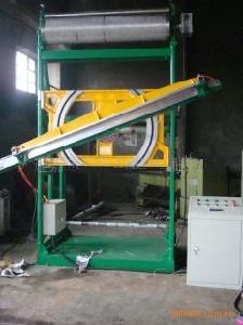 PLC Automatic Control Vertical Fabric Splitting Machine pictures & photos