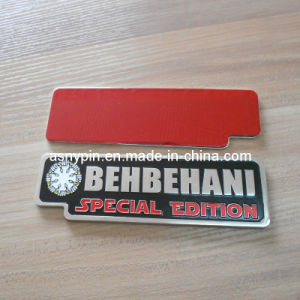 Custom Alloy Metal Enamel Car Emblem, Logo Badge pictures & photos