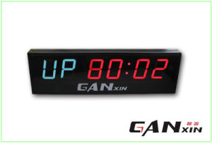 [Ganxin] LED Wall Digital Clock with Alarm Clock