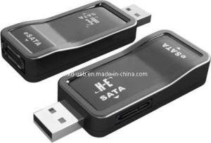 Mini USB2.0 to Esata / USB Gift (HE-2021)