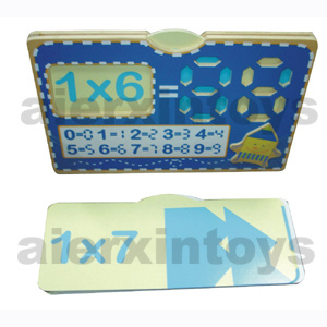 Wooden Educational Toy for Multiplication with Cards (81025) pictures & photos