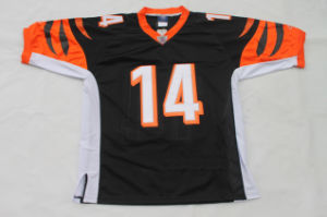 2011 New Player Black Football Jersey