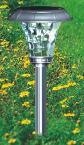 Solar LED Lawn Light (GL00-01S106)